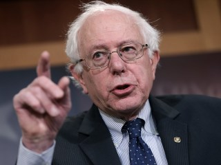 The Bernie you don't know: Sanders gets personal on the campaign trail