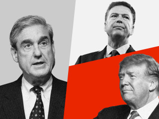 The Mueller investigation: Drinks, hacked emails and a probe into the president