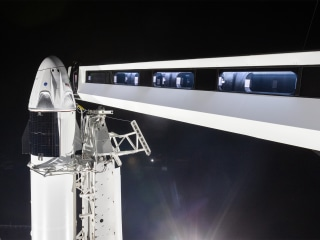 How to watch SpaceX launch a dummy into orbit on first Crew Dragon test flight