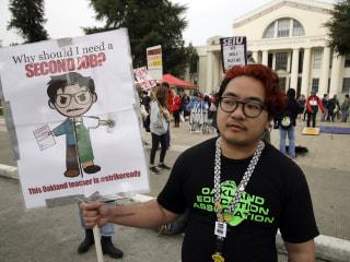 Striking Oakland teachers reach deal to end walkout, includes 11 percent pay raise