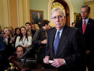 Democrats have plans that 'grim reaper' Mitch McConnell won't be able to block