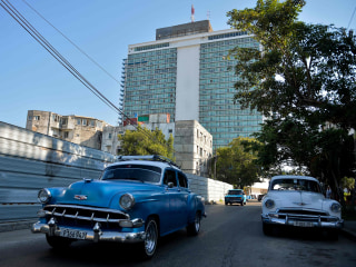 Trump admin to let Americans sue some foreign firms doing business in Cuba