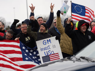 Trump lashes out at GM and autoworkers union, calls for 'fast' action to reopen plant
