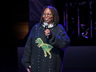 Whoopi Goldberg said she almost died after developing pneumonia in both lungs