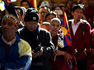 China defends Tibet policies 60 years after Dalai Lama fled