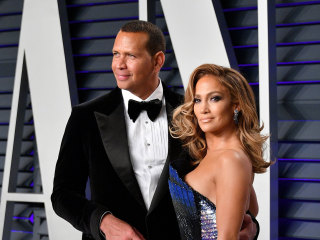 'She said yes': Jennifer Lopez and Alex Rodriguez are engaged