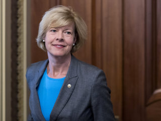 'We need to pass the Equality Act': Sen. Tammy Baldwin makes case for LGBTQ bill