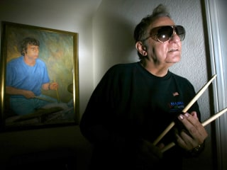 Hal Blaine, legendary drummer who played iconic opening to 'Be My Baby,' dies at 90