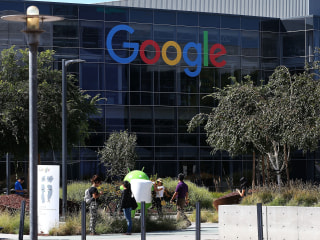 Google denies working with the Chinese military after Trump criticism