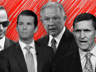Tangled web: Cast of characters in the Mueller drama