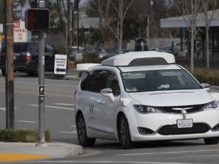 Three-quarters of Americans 'afraid' of fully autonomous vehicles