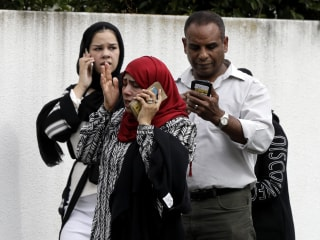In New Zealand, multiple shootings and violence at religious institutions are rare