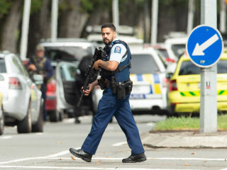 New Zealand mosque shooting: Attacker's apparent manifesto probed