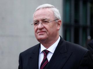 SEC sues Volkswagen, ex-CEO over alleged emissions fraud on investors