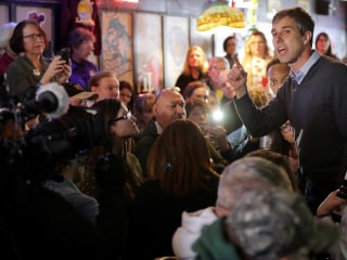 Beto O'Rourke raises $6.1 million on first day, topping Sanders and all other rivals