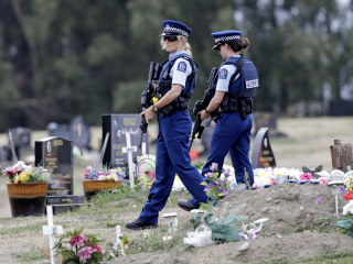 New Zealand mosque shooter acted alone but may have had support, police say