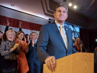 'Not convinced': Manchin is lone Democrat to speak out against LGBTQ Equality Act
