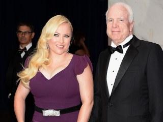 'Bizarre new low': Meghan McCain slams Trump for attacking father John McCain