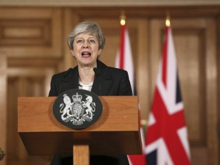Brexit mess: British PM Theresa May blasts Parliament as deadline looms