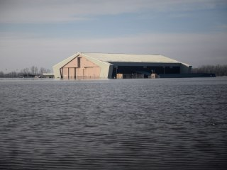 U.S. military knew the flood risks at Nebraska's Offutt Air Force Base, but didn't act in time