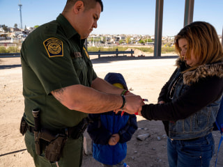 Trump administration starts 'remain in Mexico' policy in El Paso, Texas