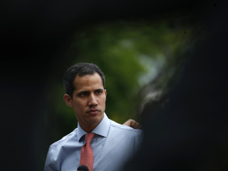 Venezuelan security forces detain key aide to opposition leader Juan Guaidó