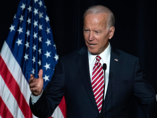 Why a one-term pledge could help Biden breakout