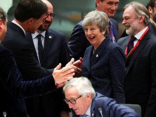 Britain granted short Brexit delay, won't leave European Union next week