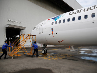 Indonesian airline cancels $5 billion order for 49 Boeing 737 Max jets