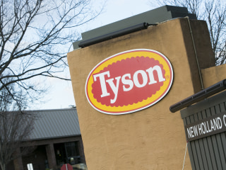 Tyson recalls chicken strips after customers find metal pieces