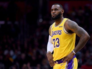 LeBron James' playoff streak ends at 13 years as first Lakers season ends in disappointment