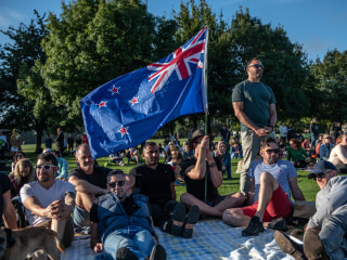 New Zealand mosque attack: Thousands attend vigil to honor victims