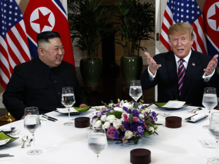 Kim showered Trump with flattery in letter before Hanoi summit