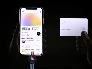 Now you can get a titanium Apple-branded credit card