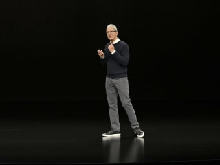 Apple event: TV, news and video game services signal new direction for iPhone maker