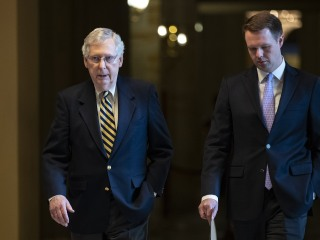 McConnell blocks Schumer effort to call for public release of Mueller report