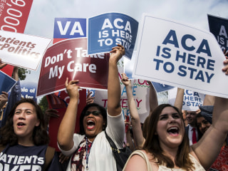'All-out war' on health care: Trump admin, Dems resume fight over Obamacare