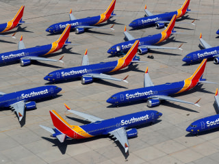 Southwest pilots union sues Boeing, saying it lied about 737 Max