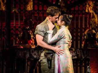 Arts center apologizes for calling off discussion panel on 'Miss Saigon'