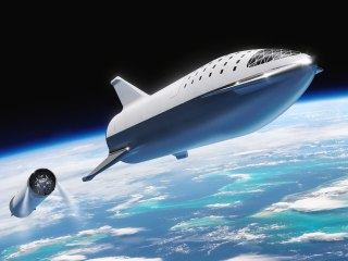 SpaceX readies 'Starship Hopper' spacecraft prototype for first test