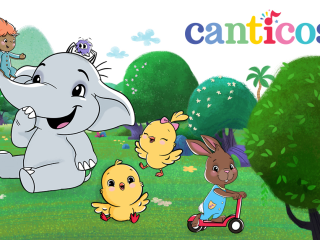 Bilingual baby animals and Spanish lullabies: the appeal of Nickelodeon's Canticos