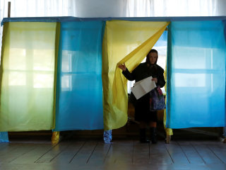 Ukraine heads to the polls in a pivotal and unpredictable election