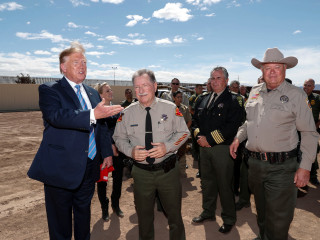 Trump's right that there's a border crisis. But he's making it worse.
