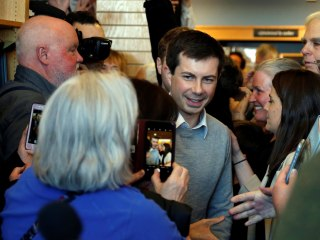 In New Hampshire, many older Democrats see Pete Buttigieg's age as an asset