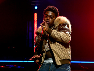 Rapper Kodak Black arrested at U.S.-Canada border on gun and marijuana charges