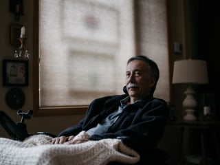 An ALS patient's dilemma: End his own life, or die slowly of the disease?