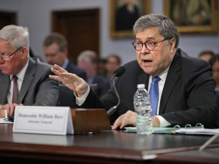 Barr 'reviewing the conduct' of FBI's 2016 probe of Trump team Russia contacts