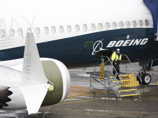 Boeing shareholders file class-action lawsuit over 737 Max plane crashes