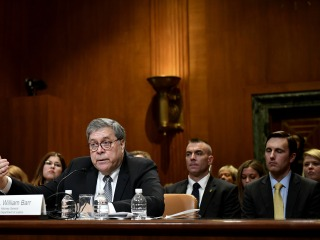 Barr says he thinks the government spied on the Trump campaign