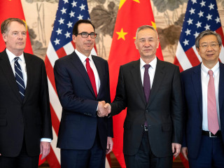 Treasury Secretary Mnuchin says U.S. and China have agreed on trade deal enforcement mechanism